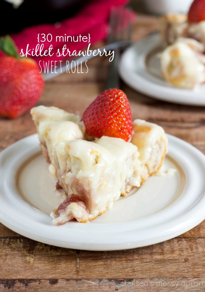 Easy 30 minute dessert recipes