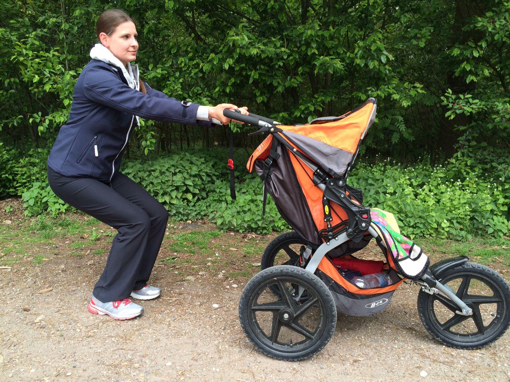Britax BOB Sport Utility Stroller