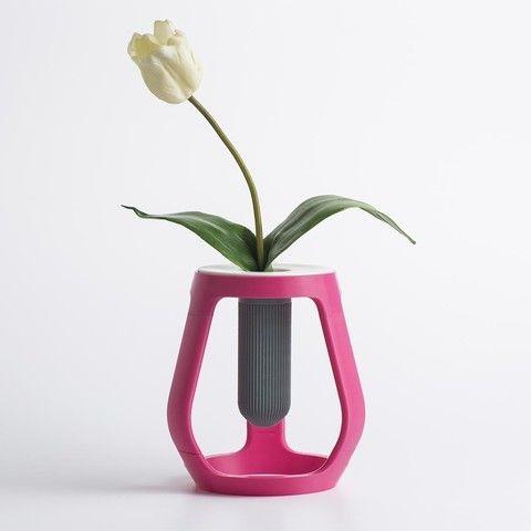 Free Gravity Flower Vase Stl File Eumakers Download On Https