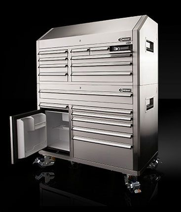 10 Luxury Tech Gifts Stainless Steel Tool Chest Stainless Steel Tools Tool Chest