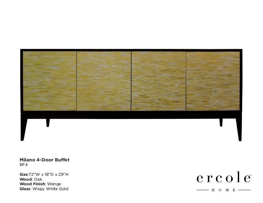 Ercole Home   Custom Mosaic Furniture   NYC *
