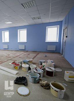 Отделка и ремонт офиса в Санкт-Петербурге от центра Услуг