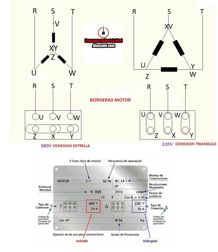 معلومات توضع طريقة قراءة لوحة محرك 3 فاز ستار ديلتا Electrical Engineering Projects Electrical Circuit Diagram Electrical Engineering