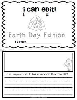Planet Earth - Connect the Dots by Capital Letters (Earth Day)
