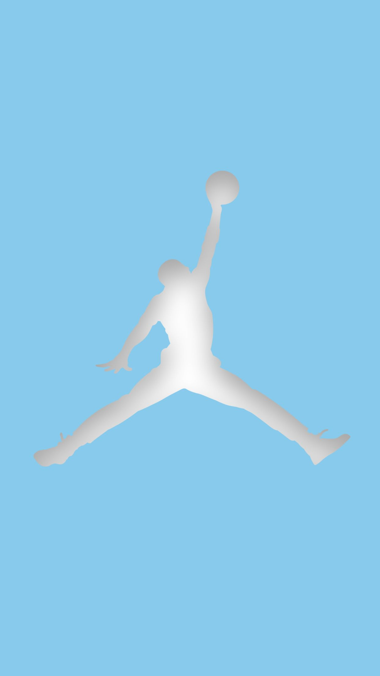 Jordan Basketball Homescreen Iphone 6 Wallpapers Jordan Logo