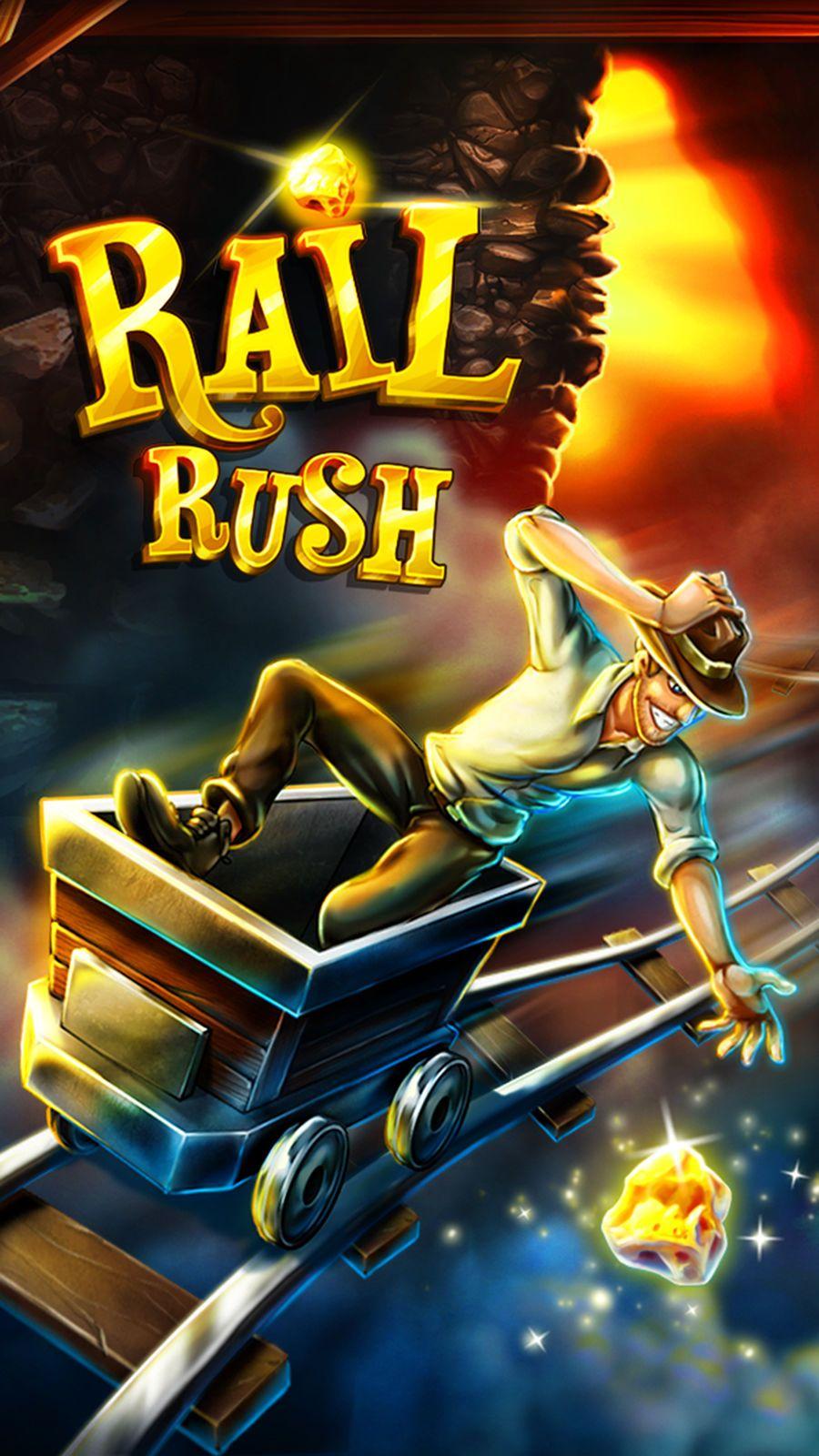 Rail Rush TravelActionappsios in 2019 Rush games