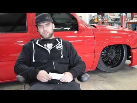 Gas Monkey Garage - Meet The Monkeys - Josh Anderson