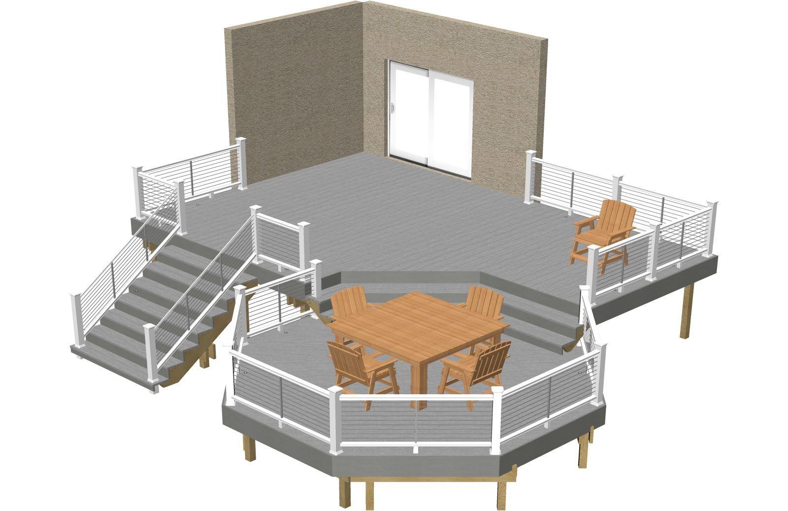 Free Deck Plans Deck Building Plans Timbertech Free Deck Plans Building A Deck Deck Plans
