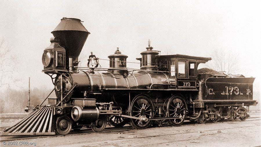 My favorite steam locomotive in the whole wide world ...