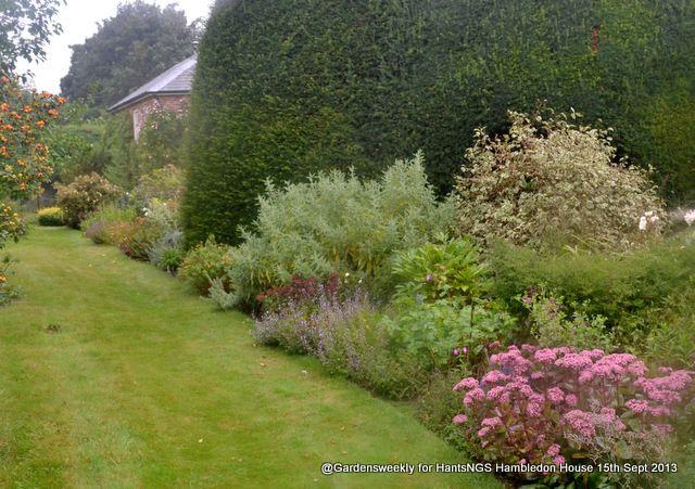 NGS Garden Hambledon House, Hambledon, Hampshire UK sunday ...
