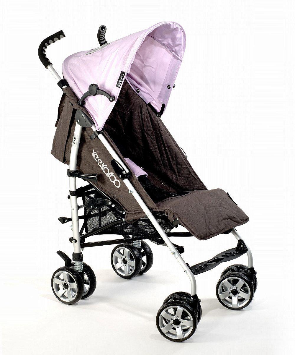 Keekaroo Lilac Mist Karoo Stroller Stroller, Head pillow