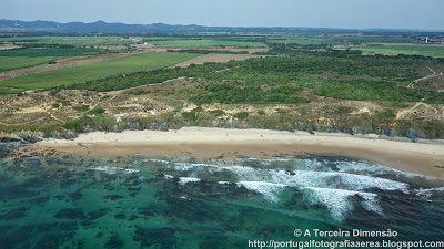 A Terceira Dimensão - Fotografia Aérea: Praia do Brejo Largo
