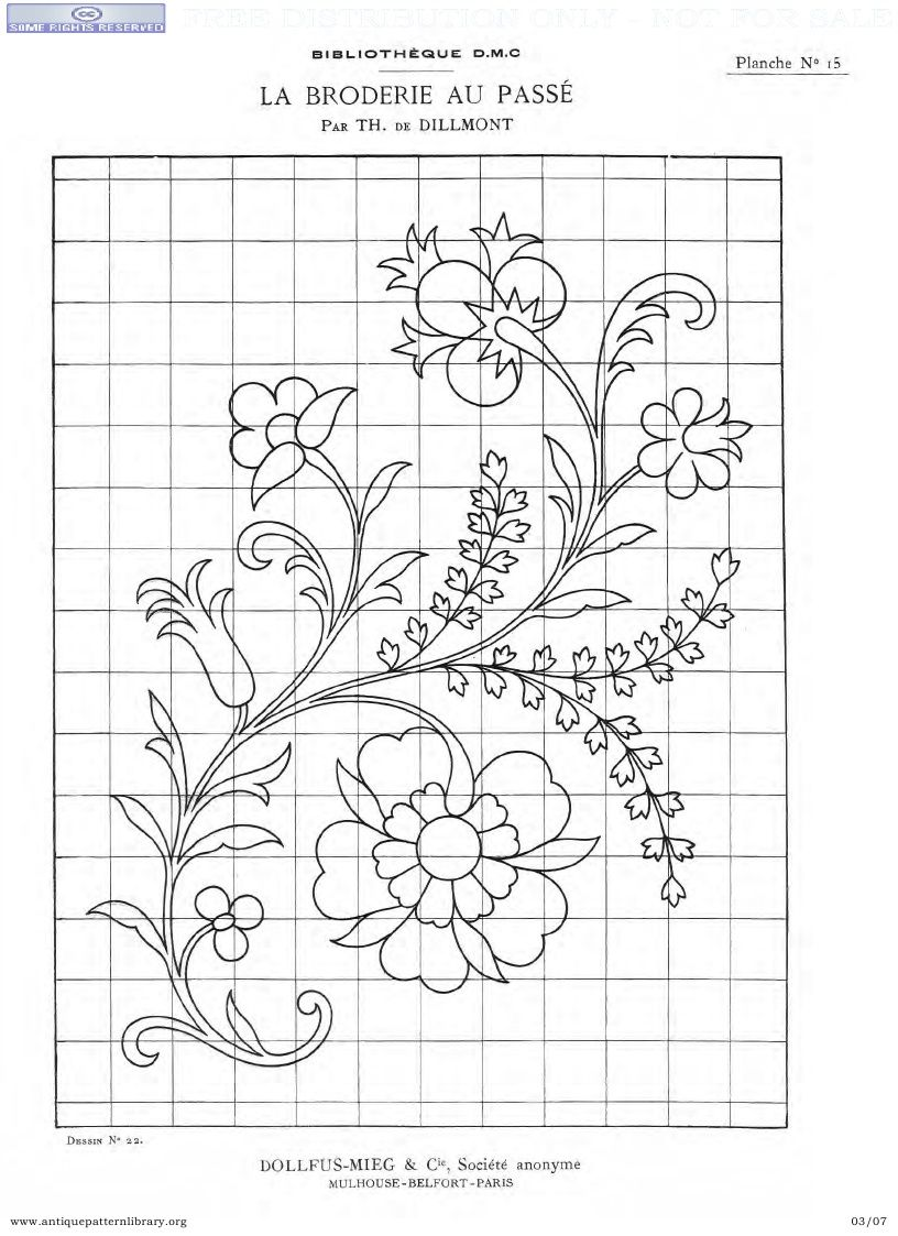 Broderie de passe | Crochet and Craft Ideas | Pinterest | Bordado ...