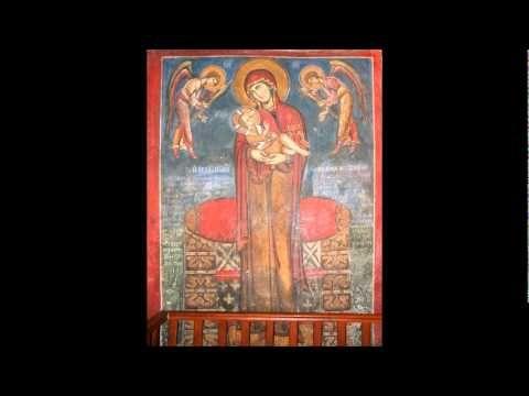 Ύμνοι εις την Θεοτόκον - Greek Orthodox Hymns to the Mother of God