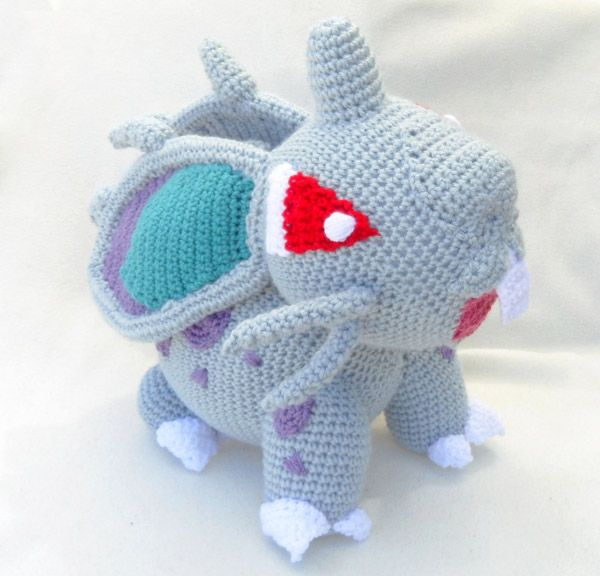 Amazingly Detailed Pokémon Crochet Plushies | figuras | Pinterest ...