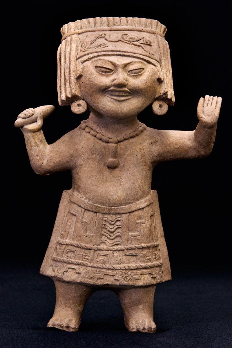 Totonaca   Figuras mayas, Arte prehispanico, Escultura prehispanica
