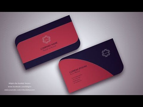 Illustrator tutorial business card design 03 youtube adobe illustrator tutorial business card design 03 youtube reheart Gallery