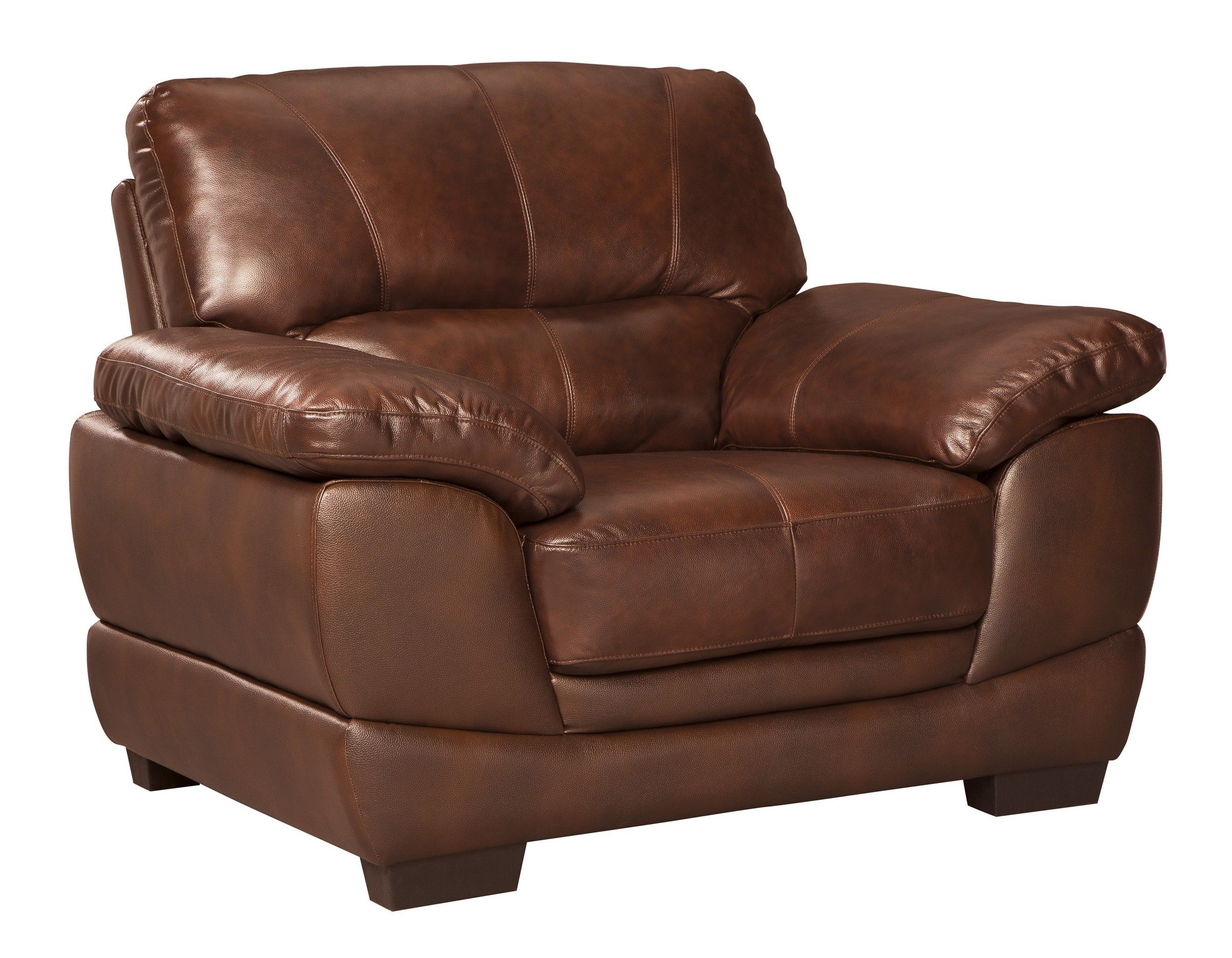 Lowest Price On Signature Design By Ashley Fontenot Chocolate Chair 1220420 Shop Today Signature Design Sectional Sofa With Recliner Club Chairs