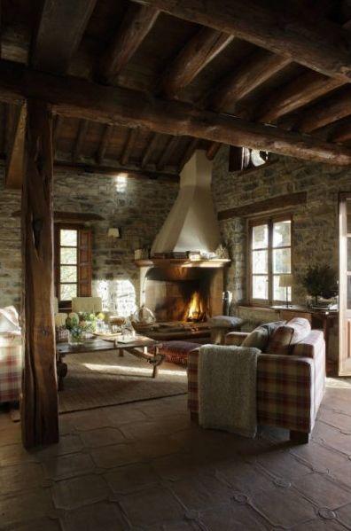 Decoracion rural interiores qu necesitas para decorar tu for Decoracion rural interiores