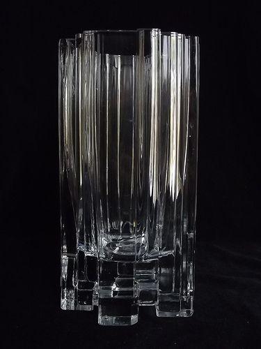Iittala 39 Arcadia 39 Glass Vase Designed By Tapio Wirkkala