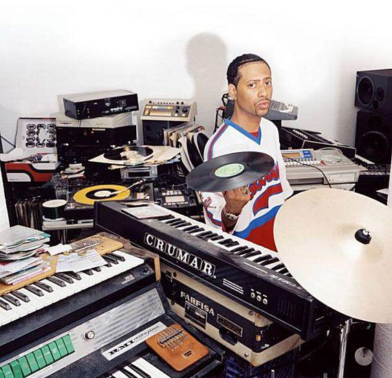 Madlib the 'Beat Konducta'