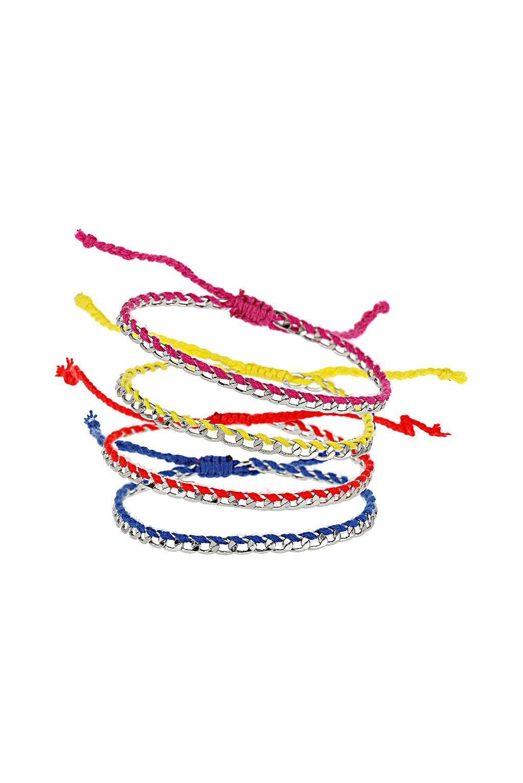 Mood Friendship Bracelet Pack - Topshop USA