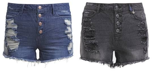 Only Onlpacy Short Vaquero Blue Denim shorts ropa vaquero short Only Onlpacy Denim Blue Noe.Moda