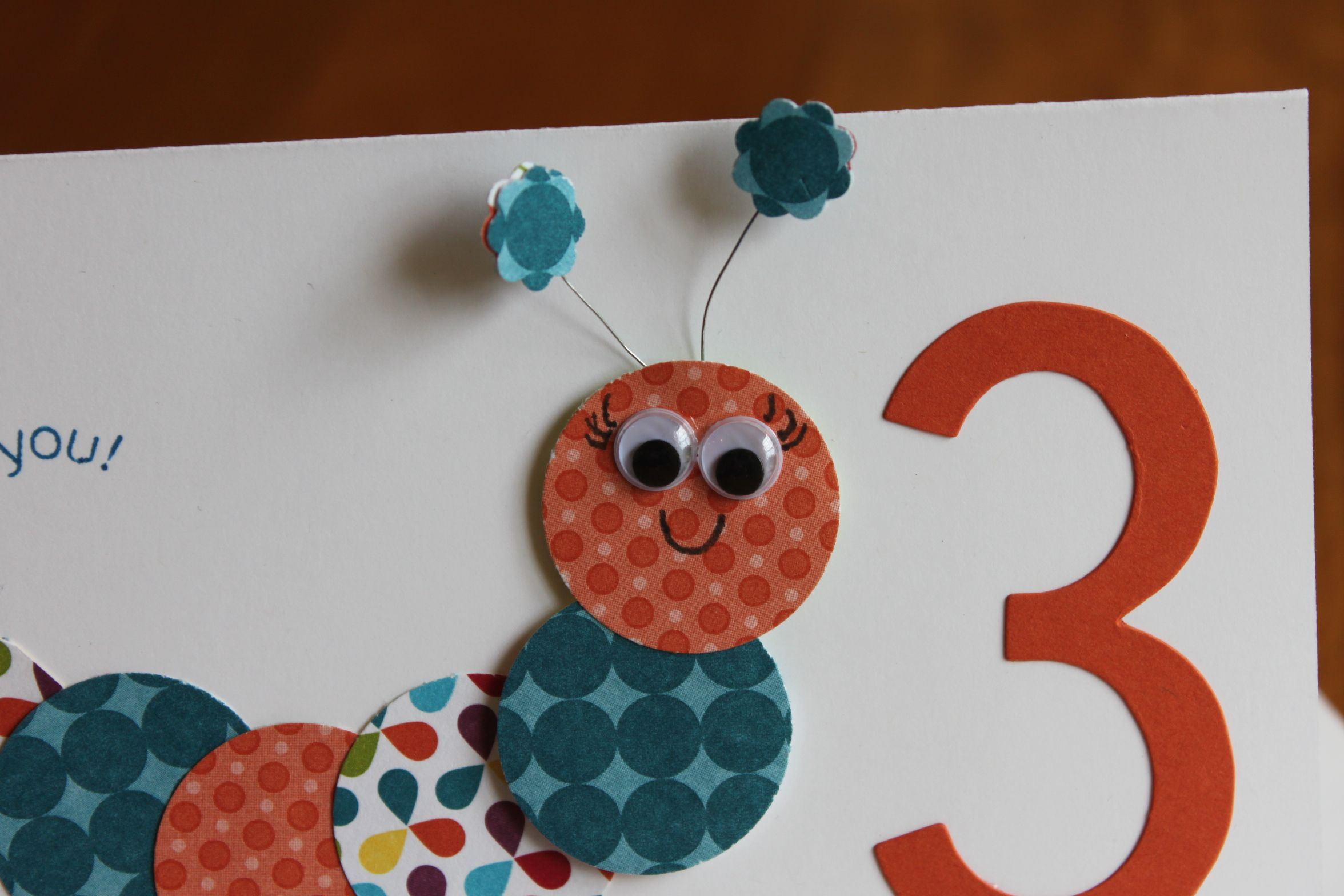 Stampin up kids cards stampin up caterpillar kids birthday stampin up kids cards stampin up caterpillar kids birthday card my bluebonnet bookmarktalkfo Images