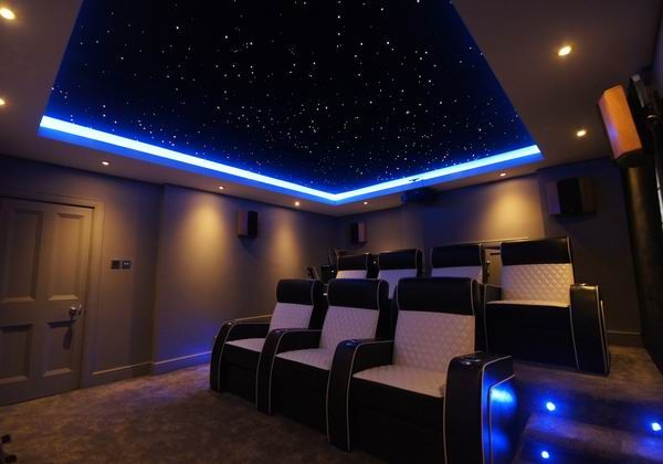 Décor: 5 Great Ideas for a Home Cinema Room | Darlings of Chelsea Blog