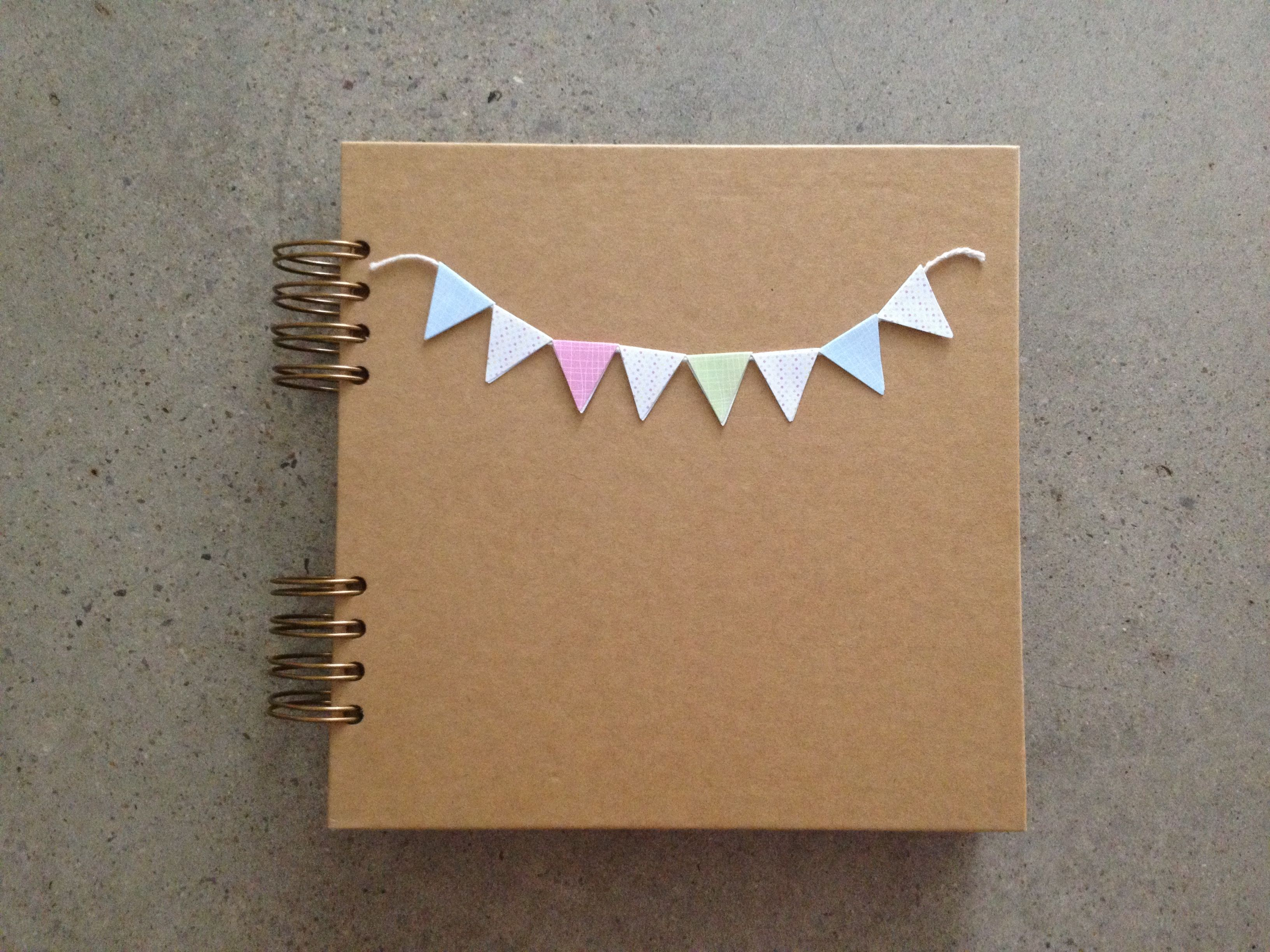 DIY baby book  Most of all... Enjoy making it  http://www.facebook.com/amoresplendido