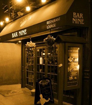 Pin On Nyc Bars And Restaurants