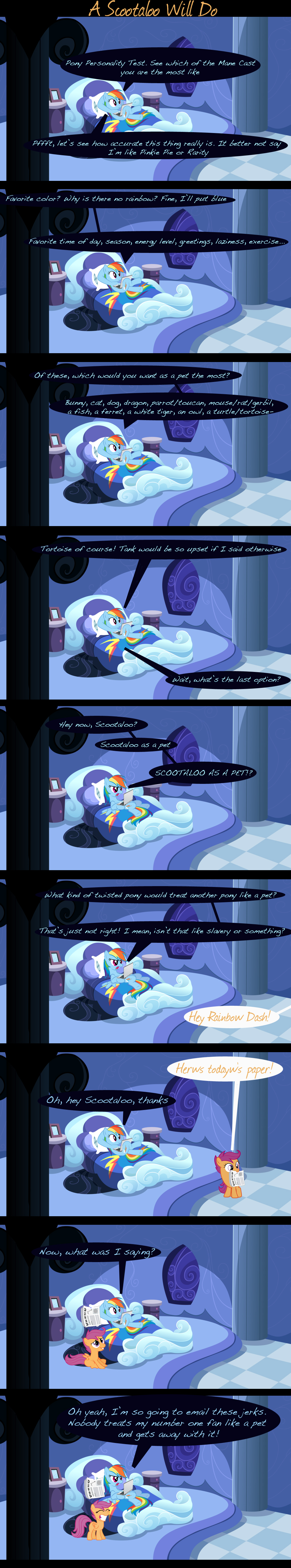 A Scootaloo Will Do By Thundercracker417 On Deviantart Rainbow Dash Pony My Little Pony She maintains the weather and clears the skies in ponyville. pinterest