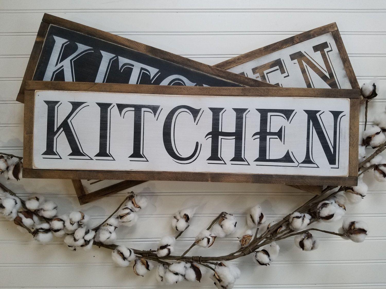 Kitchen Signs Kitchen Wall Decor Farmhouse Style Rustic Signs Wood Signs Wooden S Kitchen Wall Decor Farmhouse Kitchen Signs Trendy Farmhouse Kitchen