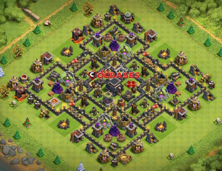 Coc Base For Th 9 11