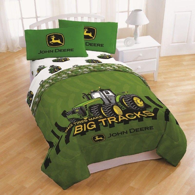 Cette douillette pour lits 1 ou 2 places au style for Lit tracteur