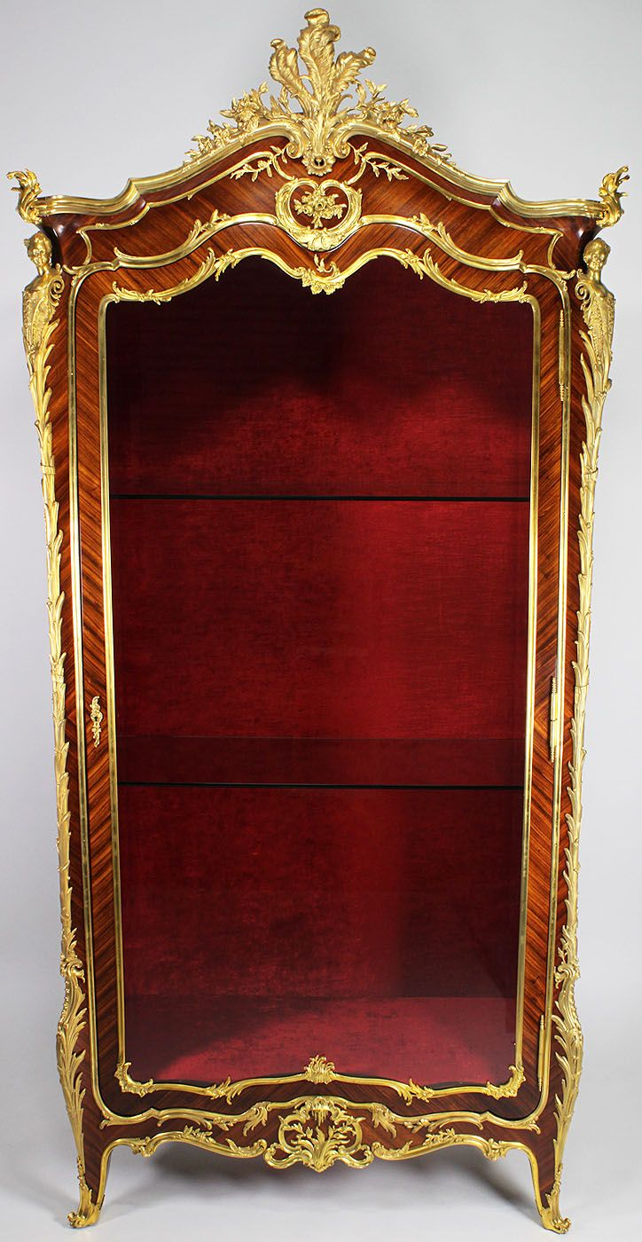 Best A Superb Quality French 19Th 20Th Century Louis Xv Style 400 x 300