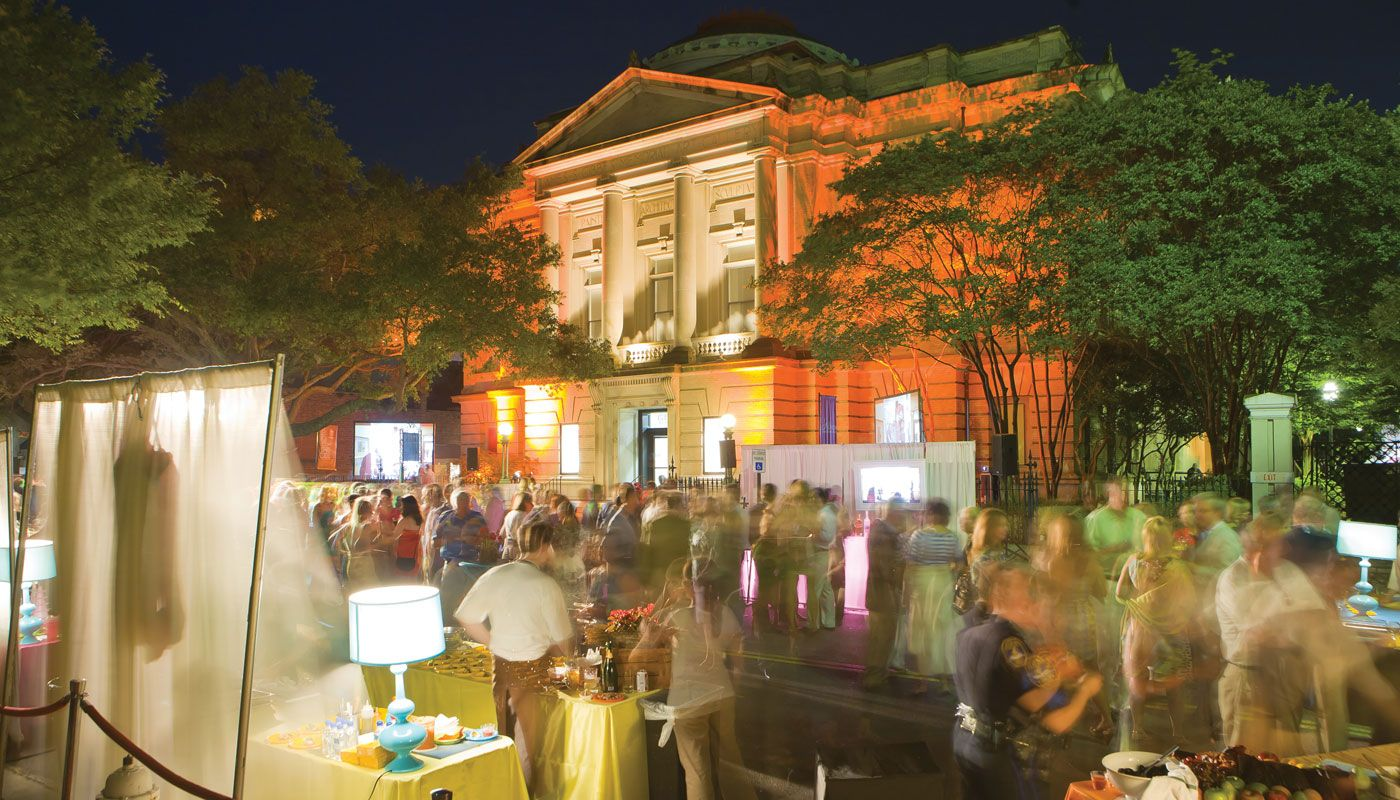 Gibbes museum of art charleston sc newly reopened