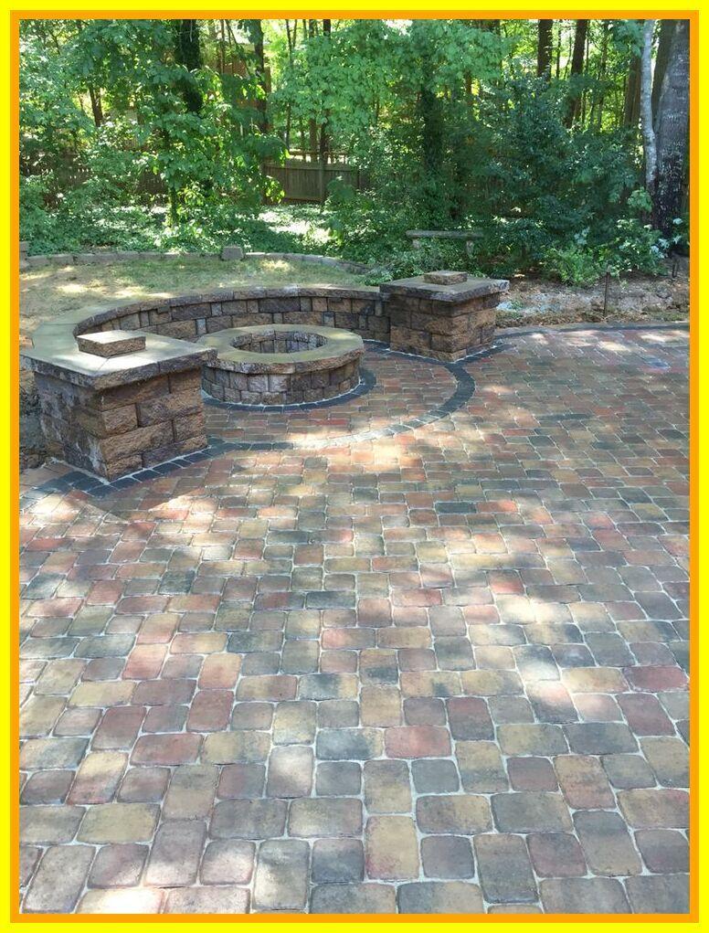 78 Reference Of Patio Outdoor Paver Patio In 2020 Patio Pavers Design Paver Patio Patio Stones