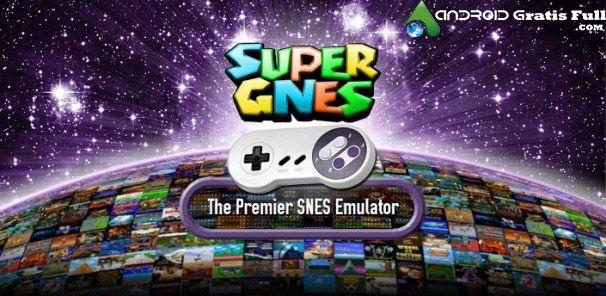 Descargar Supergnes Snes Emulador Apk Juegos Full Android Games