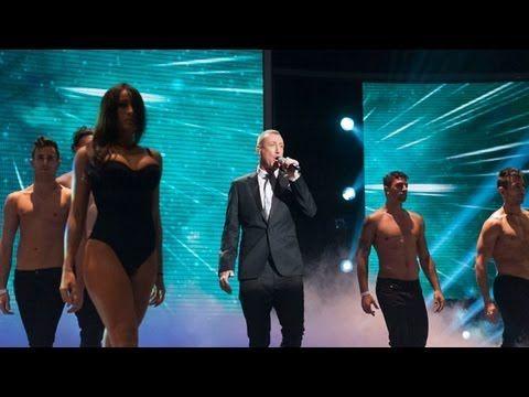 Christopher Maloney sings Abba's Fernando - Live Week 8 - The X Factor U...