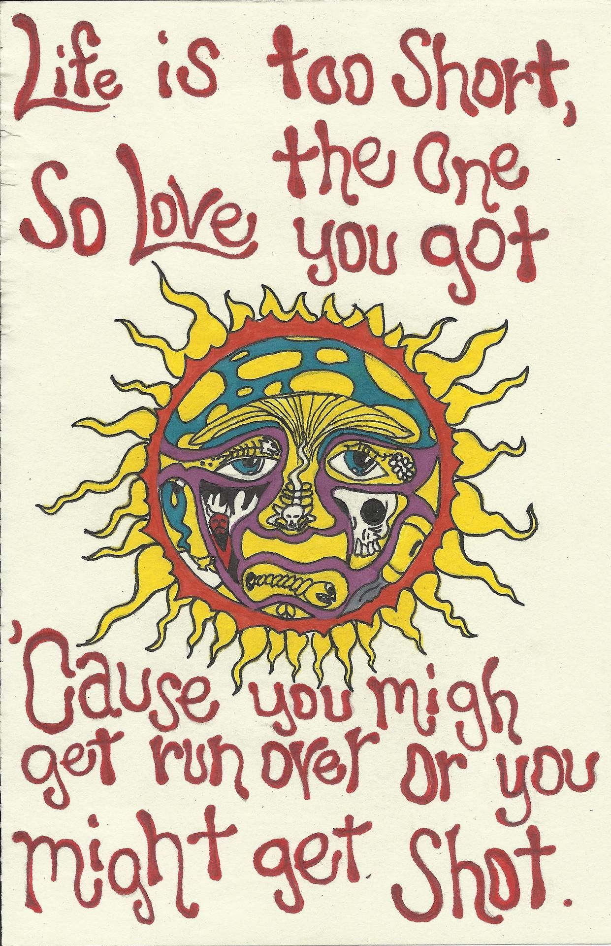 Sublime Jpg Sayings: Love Is What I Got - Sublime
