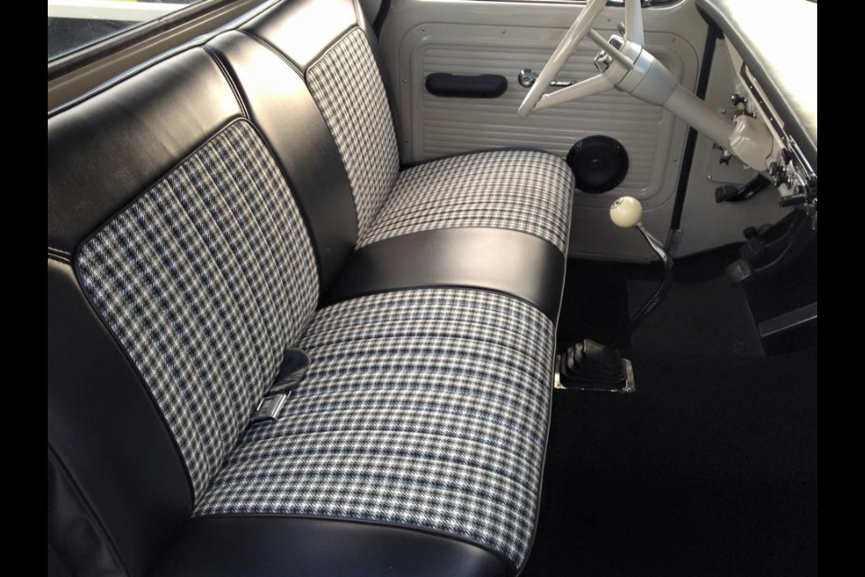 The Way A Seat Should Look Truck Interior Car Interior Upholstery Automotive Upholstery