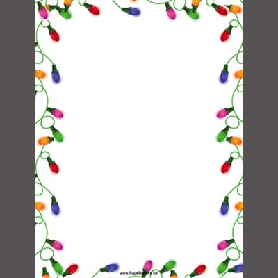 Printable Christmas Borders Free printable christmas Pinterest - free printable christmas flyers templates