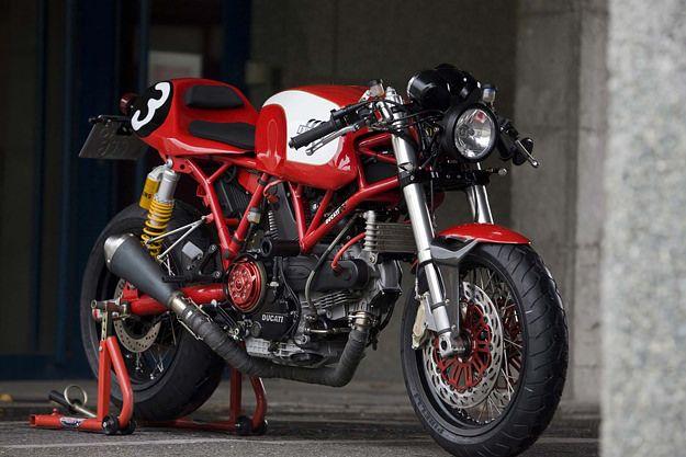 Adiós, Radical Ducati