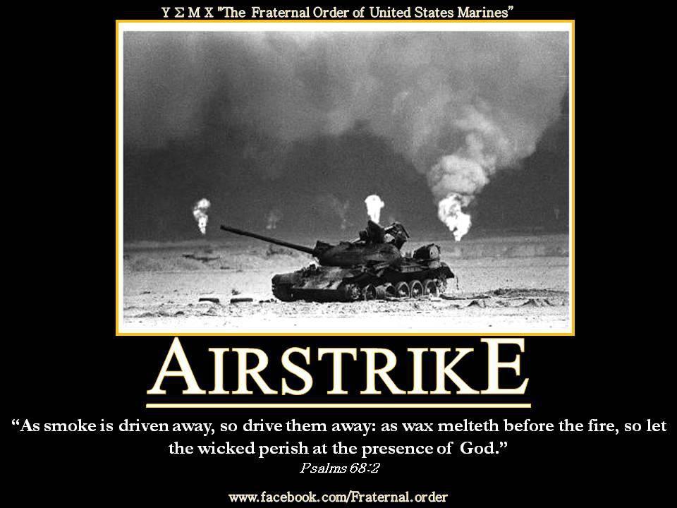 Airstrike united states marine psalms movie posters
