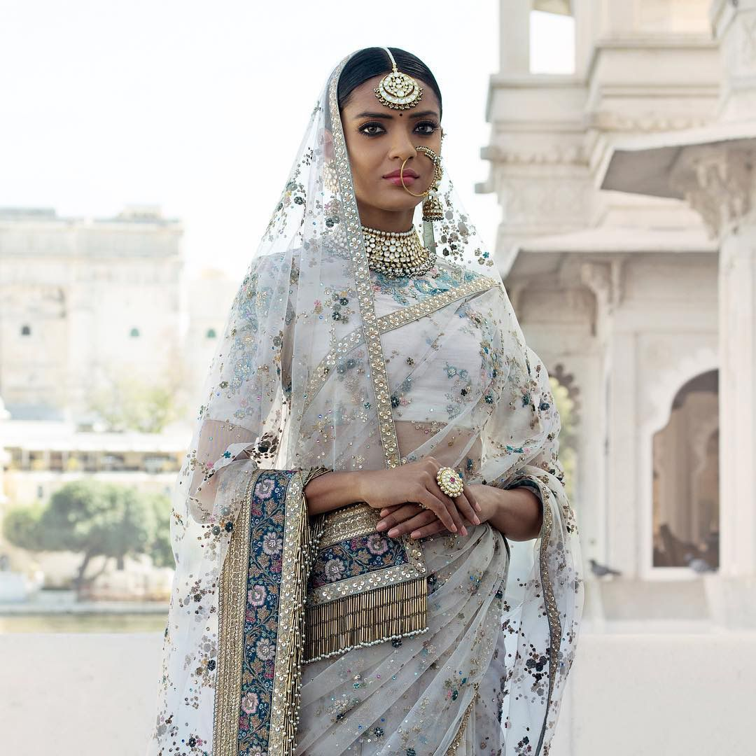 Indian Fashion — The Udaipur Collection by Sabyasachi Mukherjee  ...