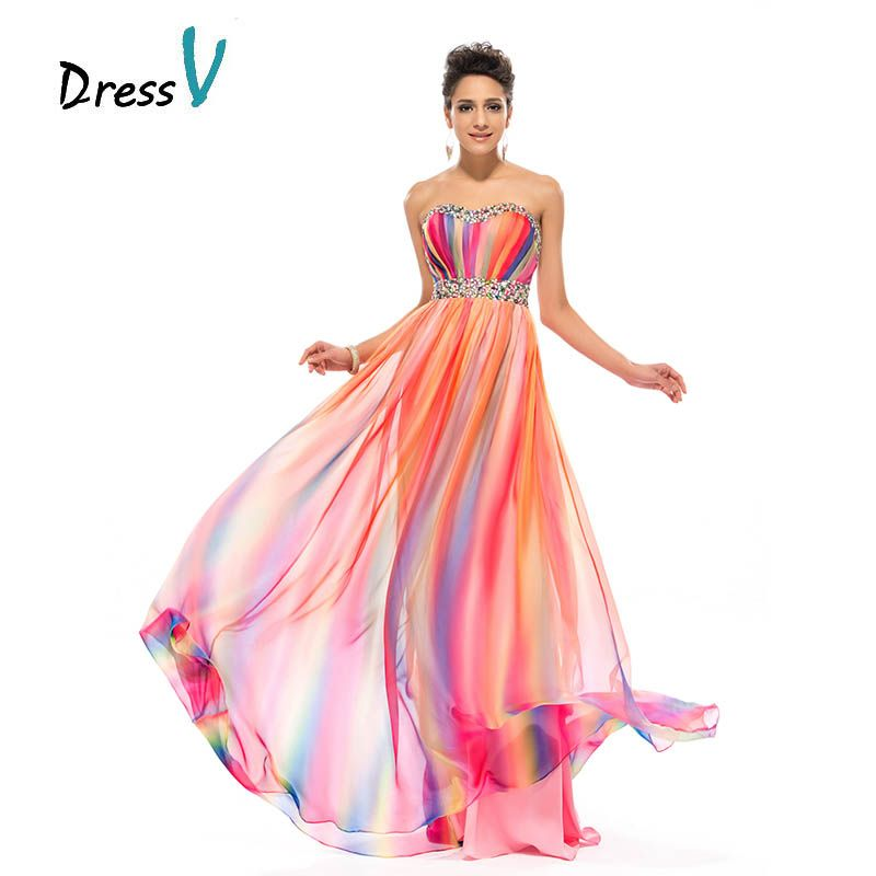 Image result for rainbow prom dress | Dresses | Pinterest