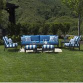 Found it at Wayfair - Astoria 7 Piece Deep Seating Group with Cushions