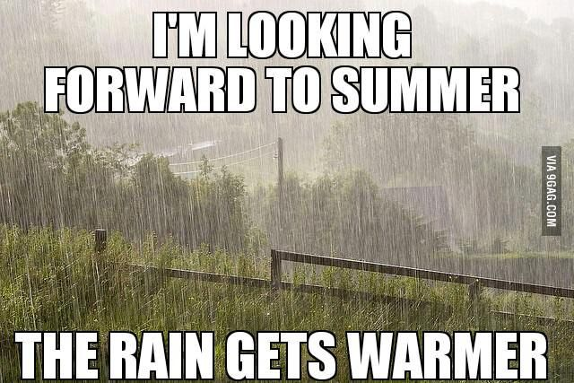 Image result for Rain in England memes