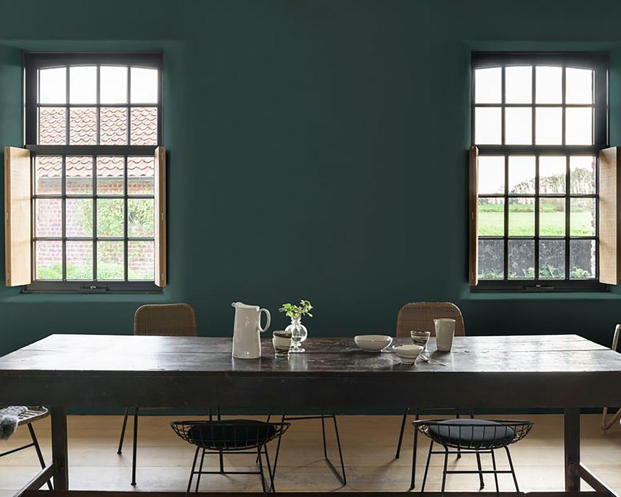 7 Idees Couleur Surprenantes Pour Votre Salle A Manger
